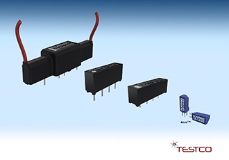 High voltage reed relays available for immediate shipment